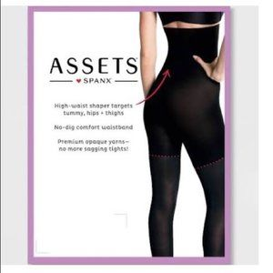 ASSETS by Spanx High-Waist Shaping Tights-